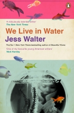 We Live in Water book cover.
