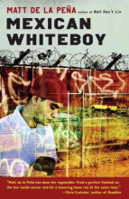 Book Cover of Mexican White Boy