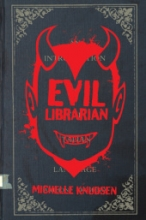 Evil Librarian Book Cover