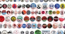 Image of Black History Buttons