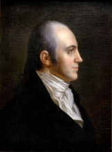 Aaron Burr - Third Vice President of the United States