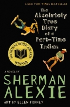 Absolutely True Diary of a Part-Time Indian by Sherman Alexie cover