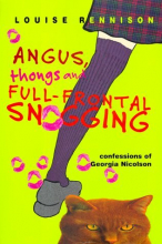 Angus, Thongs, and full frontal snogging cover