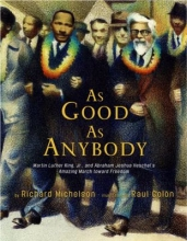 """As Good As Anybody"" book cover"