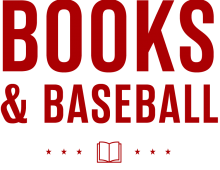 Books and Baseball logo