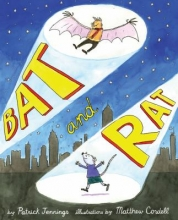 """Bat and Rat"" book cover"