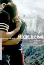 Before the Rain cover image