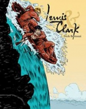lewis and clark by nick bertozzi cover