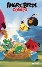 Book Cover Angry Birds