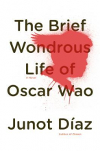 Brief life of Oscar Wao by Junot Diaz cover