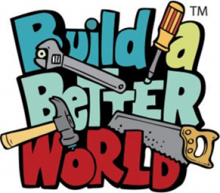'Build a Better World' Graphic
