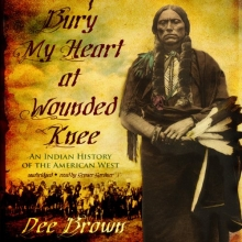 adults district of columbia public library bury my heart at wounded knee cover