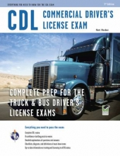 Commerical Driver License prep book
