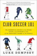 Book Cover of Club Soccer 101