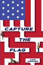 Capture the Flag, written by Kate Messner and illustrated by Yuta Onoda
