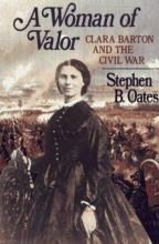 "Image of book cover for ""A Woman of Valor: Clara Barton and the Civil War"""