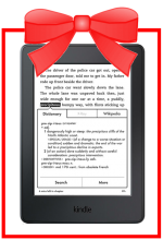 Image of Kindle Paperwhite as present