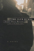The Club Dumas book cover