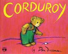 Cover of the book Corduroy, by Don Freeman