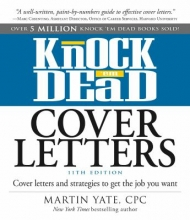 Knock 'Em Dead Cover Letters cover