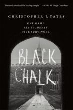 Image of Black Chalk book cover