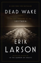 Image of Dead Wake book cover