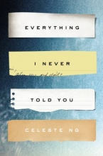 Image of Everything I Never Told You book cover