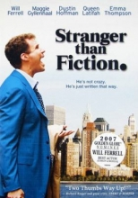 Image of Stranger than Fiction Cover