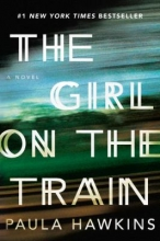 Image of The Girl on the Train book cover