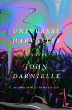 Image of Universal Harvester book cover