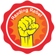 Reading Rebel Badge