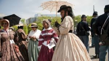 picture from DC emancipation reenactment