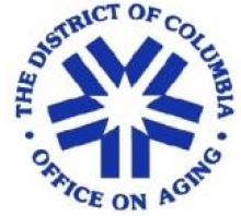 DC Office on Aging logo.
