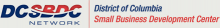 DC Small Business Development Center Logo