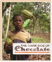 Dark Side of Chocolate Cover
