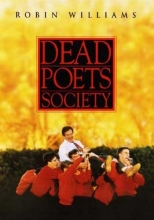 Dead Poets Society movie poster.