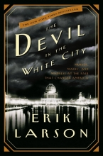 Cover-Devil in the White City