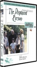 """Image of DVD cover for film version of """"The Displaced Person"""""""