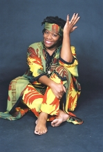 Donna Washington, Storyteller!