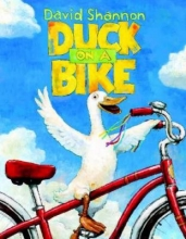 'Duck on a Bike' Book Cover