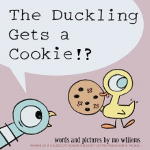 """Duckling Gets a Cookie"" book"