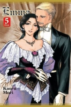 Emma Vol 5 cover