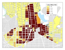 Mapping Segregation