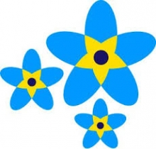 Dementia Forget Me Not Flower