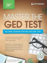 Peterson's Master the GED cover
