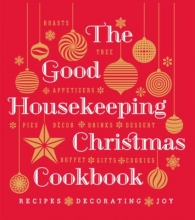 Good Housekeeping Christmas Cookbook cover