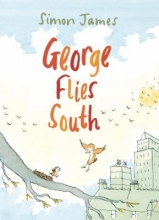 """George Flies South"" Book Cover"
