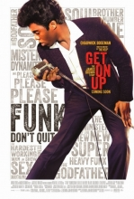 Movie poster for Get on Up