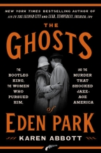 Book cover for The Ghosts of Eden Park