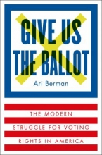 Book Cover of Give Us The Ballot